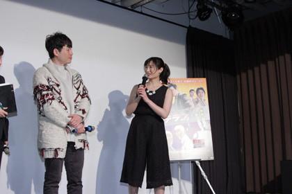 ベテラン_武田梨奈×リュ・スンワン監督トーク3