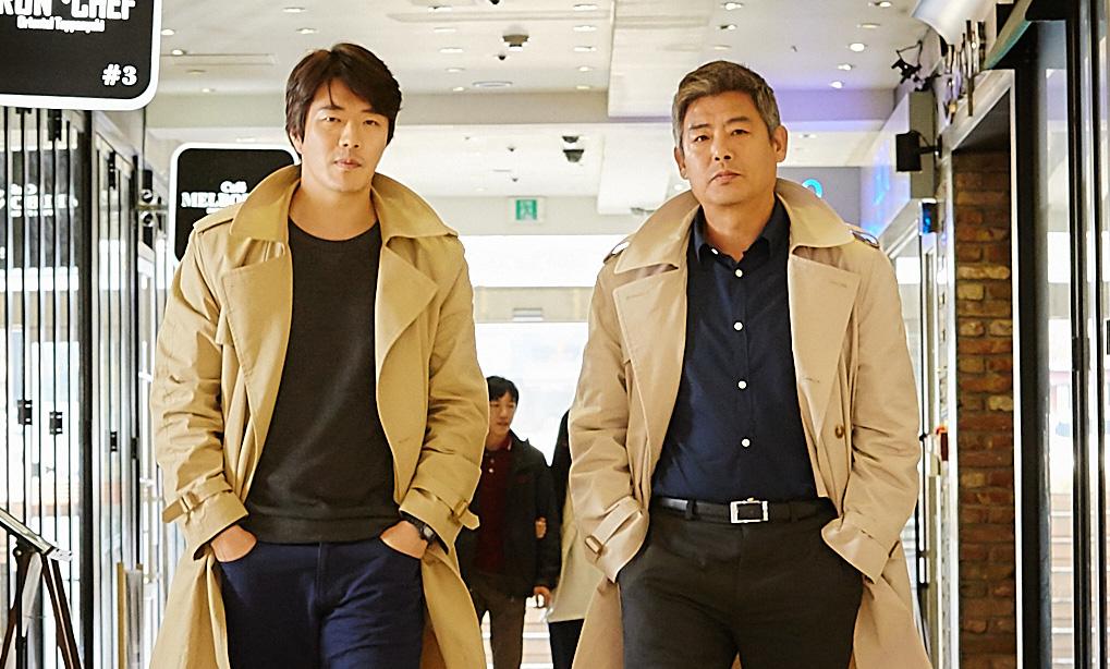 クォン・サンウ最新作「探偵なふたり」日本公開&邦題決定!