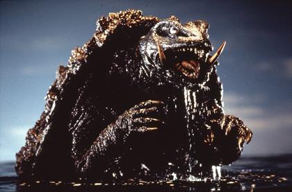 ガメラ-大怪獣空中決戦(C)KADOKAWA-NH1995
