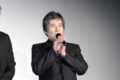 FOUJITA初日舞台挨拶_小栗監督4