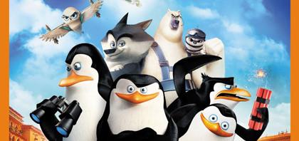 『ペンギンズ FROM マダガスカル ザ・ムービー』1.8. BD&DVD発売!