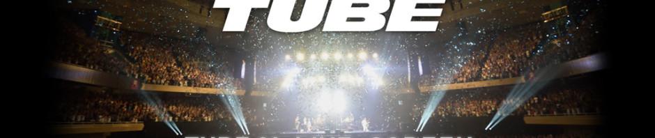 TUBE 31 LIVE SCREEN ∼映画『渚の恋人たち』&2015 LIVE at 武道館∼