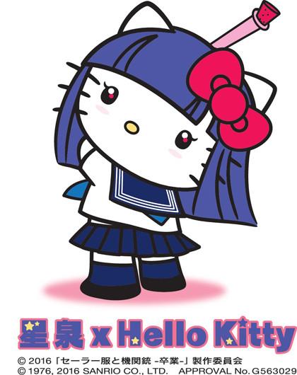 星泉×キティ