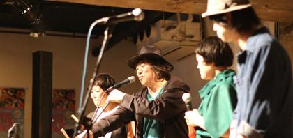 LIVE!LOVE!SING! 公開記念LLSスペシャルバンドライブの模様