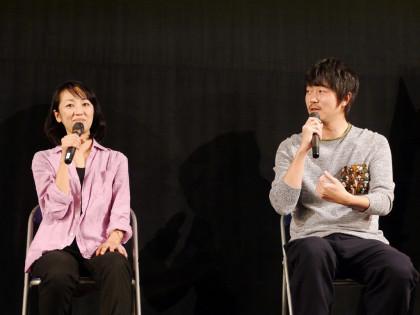 横浜ナイト『俳優 亀岡拓次』talk