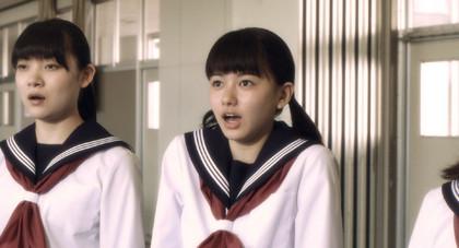 「桜ノ雨」山本舞香2