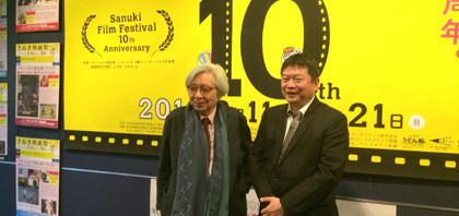 香川「さぬき映画祭2016」に「家族はつらいよ」山田洋次監督登場!