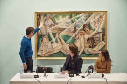 Den_danske_pige_pressekonference_ARKEN. Foto Henrik Jauert_7