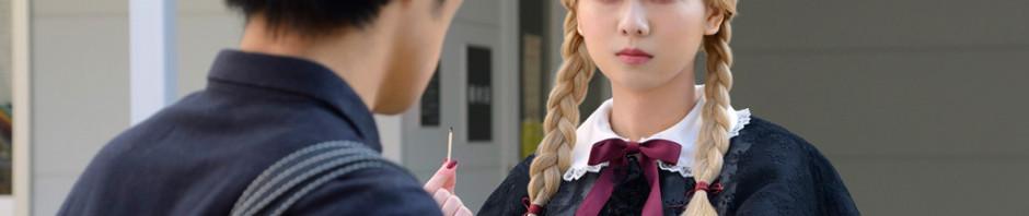 SKE48の佐藤すみれ『燐寸少女 マッチショウジョ』劇中カット公開!