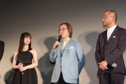 セーラー服と機関銃卒業_初日_武田鉄矢