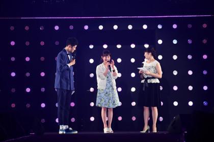 高畑充希_小藪_森(C)TOKYO-GIRLS-COLLECTION-2016