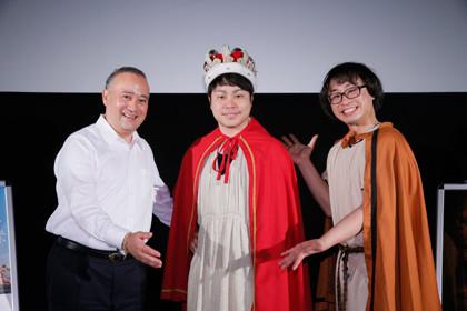 『マクベス』ノンスタ井上in沖縄国際映画祭3
