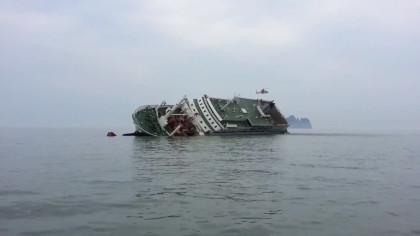 セウォル号沈没事件