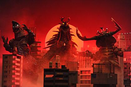 ウルトラマンX怪獣