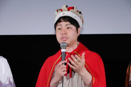 『マクベス』ノンスタ井上舞台挨拶1in沖縄国際映画祭