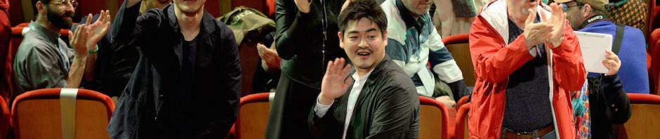 松田龍平、沖田修一『モヒカン故郷に帰る』イタリアの映画祭で