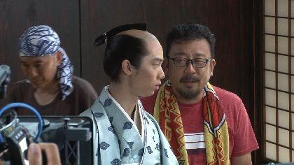 03 中村義洋監督の演出を受ける羽生さん
