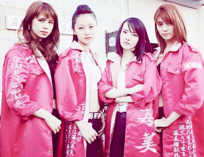 「HiGH&LOW THE MOVIE」苺美瑠狂(E-girls)第8弾SPトレーラー