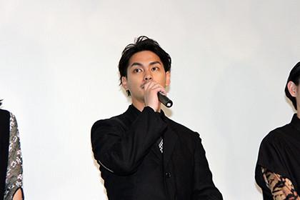 ディストラクション・ベイビーズ舞台挨拶柳楽優弥1