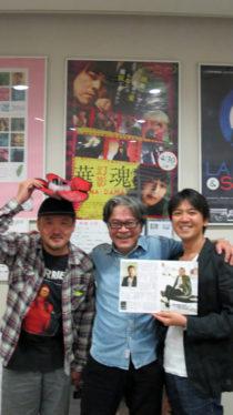 ポスター前川瀬、佐藤、大西