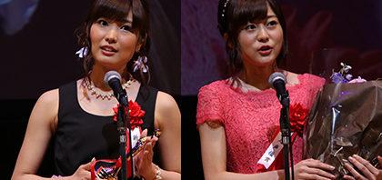 日本映画批評家大賞 新人声優賞に渕上 舞、水瀬いのり