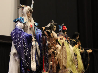 風袋劇人形