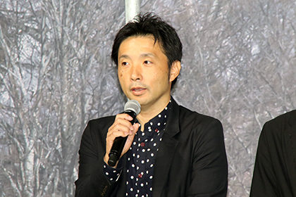 疾風ロンド‗記者会見‗吉田照幸監督
