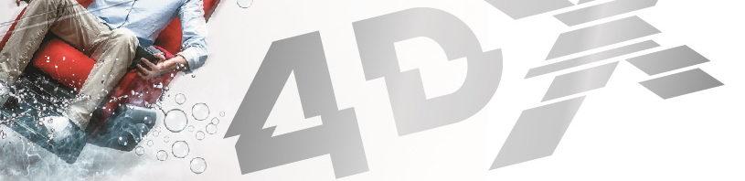 迫力体験!4DX版『ONE PIECE FILM GOLD』『シン・ゴジラ』この夏上映決定!