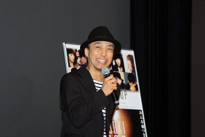 KABUKI-DROP初日舞台挨拶監督