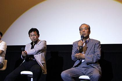 白石和彌監督VS飛松五男