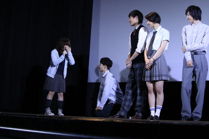 人狼ゲーム‗土下座濱正悟to梅村紗瑛