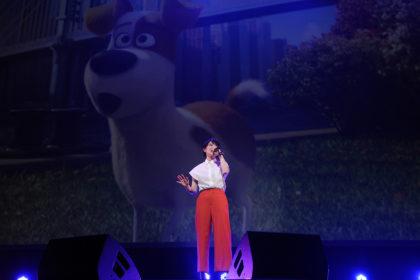 家入レオ、映画『ペット』ライブ3