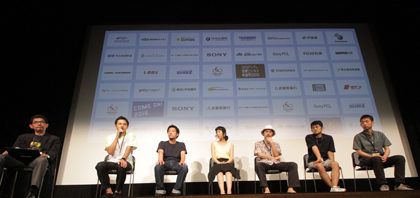 堀江貴大監督『いたくても いたくても』Q&A at SKIPシティDC映画祭