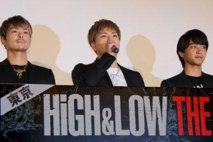 HiGH&LOW東京3
