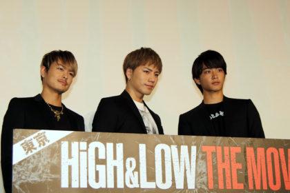 HiGH&LOW東京2