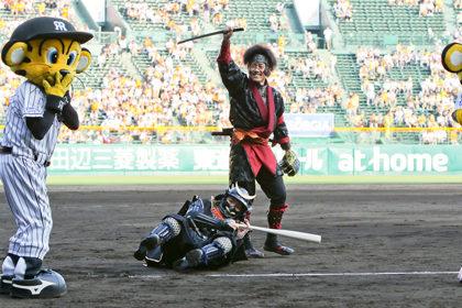 真田十勇士_中村勘九郎‗始球式