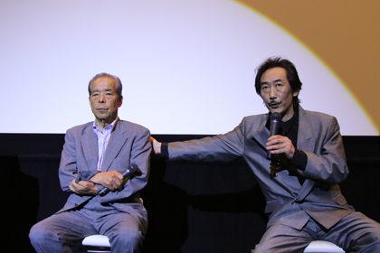 白石和彌監督VS飛松五男‗津田哲也