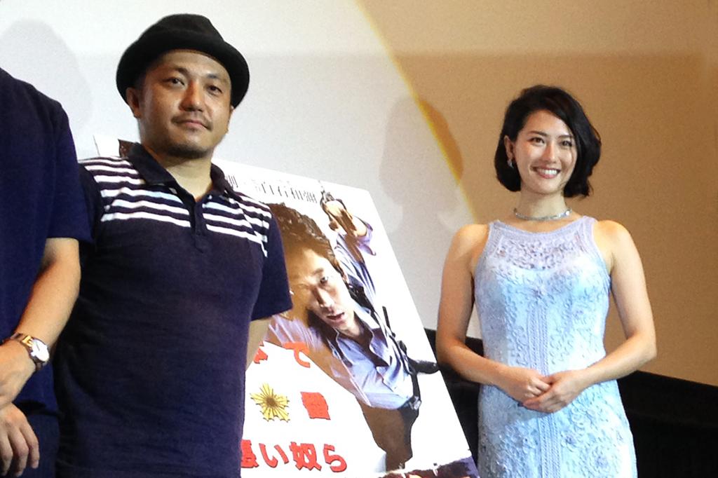 『日悪』7日間連続<第二弾>白石和彌監督VS女優・矢吹春奈