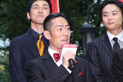 真田十勇士レッドカーペット中村勘九郎