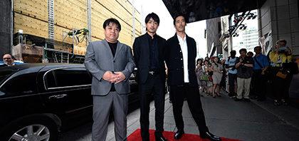青柳翔/小林直己『たたら侍』モントリオール世界映画祭で拍手喝采!