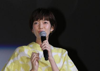 『ペット』初日舞台_佐藤栞