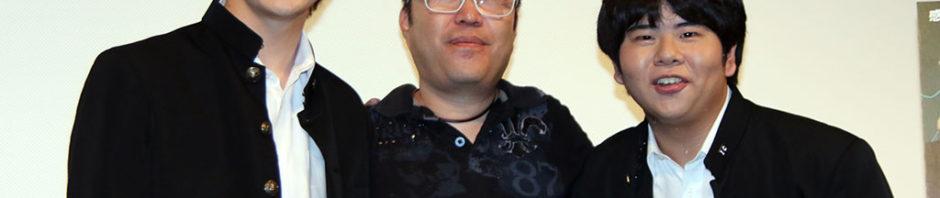 『バニラボーイ』完成披露にジェシー、松村北斗、田中樹、小西成弥、前田航基ら登壇!