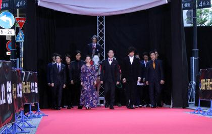 真田十勇士レッドカーペット‗