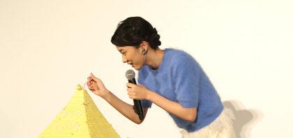 永野芽郁 ピラミッド型ケーキで玉森裕太に誕生日祝福される!