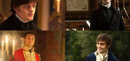 英国イケメン俳優のラブロマンスとゾンビ「高慢と偏見とゾンビ」
