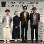 蒼井優vs青木崇高コンペ部門 第29回東京国際映画祭記者会見