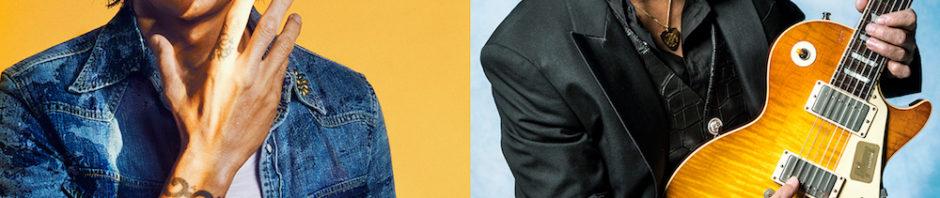 B'zの新曲「フキアレナサイ」が主題歌に映画『疾風ロンド』