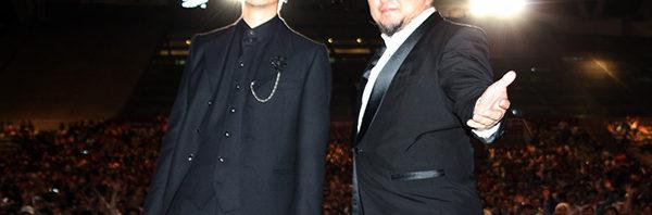 『シン・ゴジラ』長谷川博己、樋口監督登壇!釜山国際映画祭上映舞台挨拶