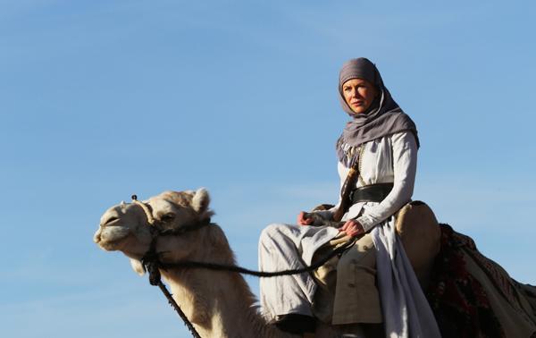 ニコール・キッドマン イラク建国の砂漠の女王に『アラビアの女王 愛と宿命の日々』