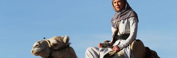 ニコール・キッドマン『アラビアの女王 愛と宿命の日々』ポスター解禁!